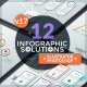Infographic Solutions. Part 17 - GraphicRiver Item for Sale