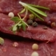 Raw Beef Fillet with Pepper and Thyme, Ready To Grill - VideoHive Item for Sale
