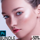 PRO Skin Retouching Action Bundle - GraphicRiver Item for Sale