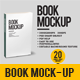 Book Mock up - 20 Angles Shoot - GraphicRiver Item for Sale