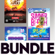 Free Download Summer Flyer Bundle v16 Nulled