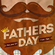 Free Download Fathers day Flyer Nulled