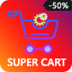 SuperCart - Ajax based WHMCS Order Form Template - Single Page & Multi Page - CodeCanyon Item for Sale