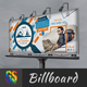 Travel Business Billboard | Volume 2 - GraphicRiver Item for Sale