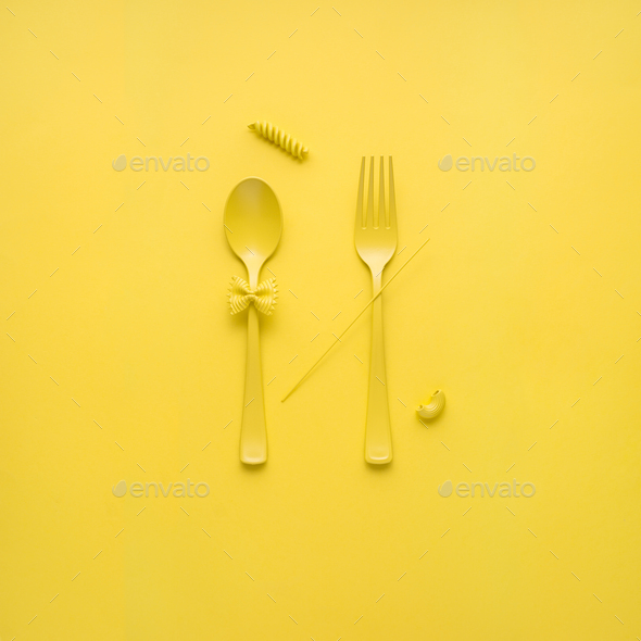 Tasty pasta. - Stock Photo - Images