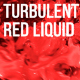 Turbulent Red Liquid - VideoHive Item for Sale