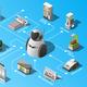 Robotized Hotels Flowchart