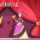 Carnival Cartoon Background