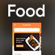 Foodesta - Online Food ordering & Delivering App UI set