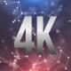 4K Plexus Background - VideoHive Item for Sale