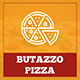 Butazzo Pizza - One page Template