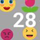 28 Emojis - VideoHive Item for Sale