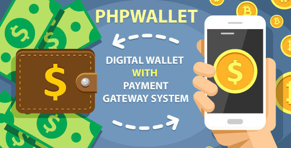 phpWallet - e-wallet and online payment gateway system. - CodeCanyon Item for Sale