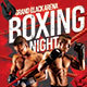 Boxing Night - GraphicRiver Item for Sale