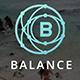 Balance Creative & Model Google Slide Template - GraphicRiver Item for Sale