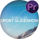 Sport Parallax Slideshow - VideoHive Item for Sale