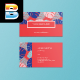 Summer Business Card - GraphicRiver Item for Sale