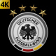 Germany National Football Team Logo - VideoHive Item for Sale