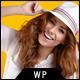 Angel - Fashion Model Agency WordPress CMS Theme - ThemeForest Item for Sale