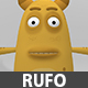 Character Rufo Monster - 3DOcean Item for Sale