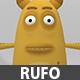 Character Rufo Monster