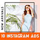 Instagram Fashion Banner #13 - GraphicRiver Item for Sale