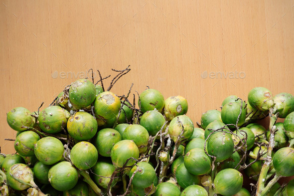 betel nut on floor - Stock Photo - Images