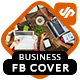 Business Solutions Facebook Timeline Covers - AR - GraphicRiver Item for Sale