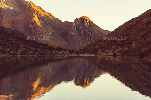 Cordillera - Stock Photo - Images