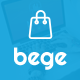 Bege – eCommerce Bootstrap Template - ThemeForest Item for Sale