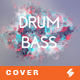 Drum and Bass - Music Digital Release Cover Artwork Template - GraphicRiver Item for Sale