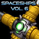 Space Ship Pack Vol 6 - GraphicRiver Item for Sale
