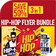 Hip-Hop Party Bundle - GraphicRiver Item for Sale