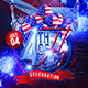 4th July Flyer Template 2 - GraphicRiver Item for Sale