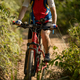 Mountain biking in the forest - PhotoDune Item for Sale