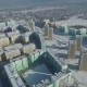 Megalopolis. City View From Above. Flying Over the City - VideoHive Item for Sale