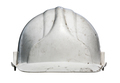 Isolated Grungy Hardhat - PhotoDune Item for Sale