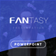 Fantacy Minimal PowerPoint Presentation Template - GraphicRiver Item for Sale
