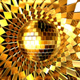 Disco Ball on Gold - VideoHive Item for Sale