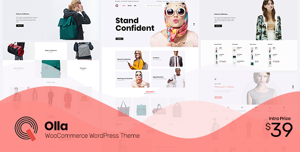 Olla ~ Modern WooCommerce WordPress Theme