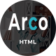 Arco - One Page Parallax - ThemeForest Item for Sale