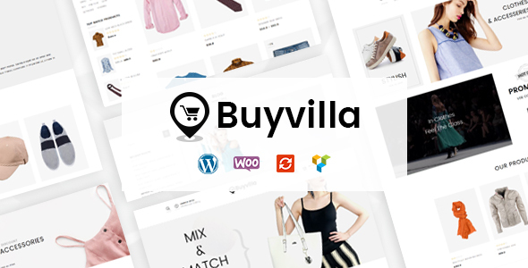Buyvilla – Multipurpose WooCommerce Theme