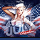 4th of July Flyer/Poster