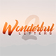 Wonderful Letters 2 - VideoHive Item for Sale