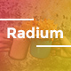 Radium Creative & Clean Powerpoint - GraphicRiver Item for Sale