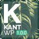 Free Download Kant - A Multipurpose WordPress Theme for Startups, Creatives and Freelancers Nulled
