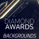 Diamond Awards Background Pack - GraphicRiver Item for Sale