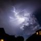 Urban Rooftops Lightning - PhotoDune Item for Sale