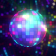 Disco Ball Glitter VJ Loop - VideoHive Item for Sale