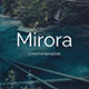 Mirora Premium Powerpoint Template - GraphicRiver Item for Sale
